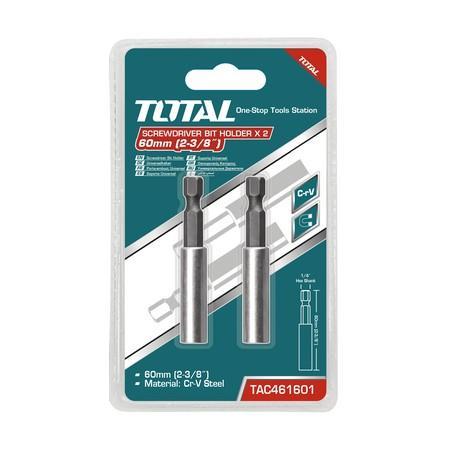 Mũi gắn nối vít Total TAC461601 60mm