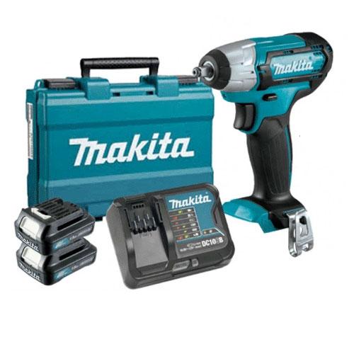 12V Máy siết bu lông dùng pin Makita TW140DSYEX