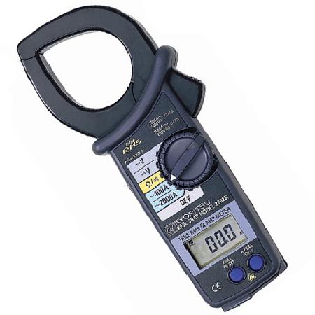 Ampe kìm AC Kyoritsu 2002R ( 2000A,TrueRMS)