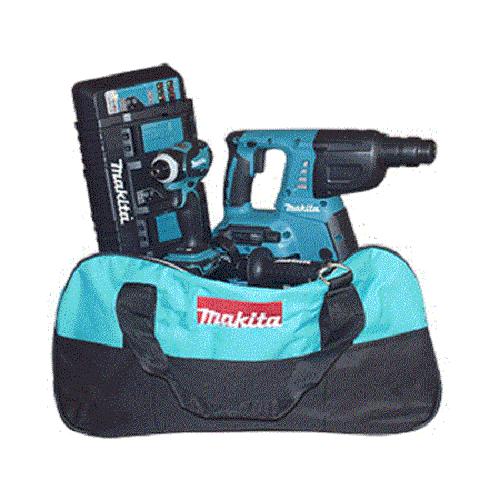 Bộ sản phẩm Makita DLX2071PM1 (DHR263+DTD146) (18V)