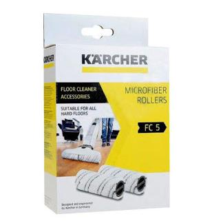 Cặp con lăn lau sàn Karcher FC 5 (2.055-007.0)