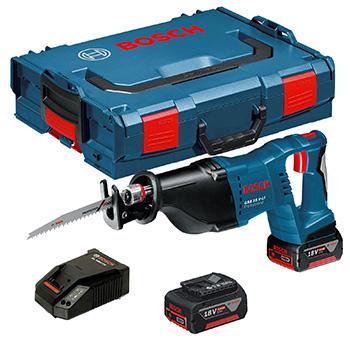 Cưa kiếm dùng pin Bosch GSA 18V-LI