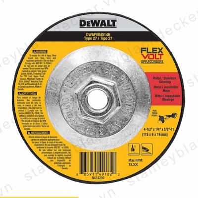 Đá cắt kim loại Dewalt DWA4522-B1 125x3x22mm