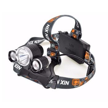 Đèn pin siêu sáng đội đầu C'MON POWER