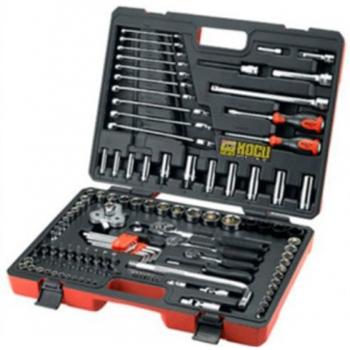 Hộp đồ nghề sửa chữa  120 chi tiết KOKU 120PCS