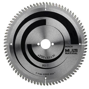 Lưỡi cắt nhôm 120T X 255mm Cưa Bosch 2608642199