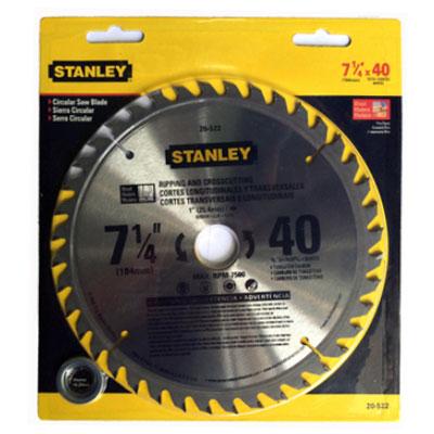 Lưỡi cắt nhôm Stanley 20-537 100 răng 12'