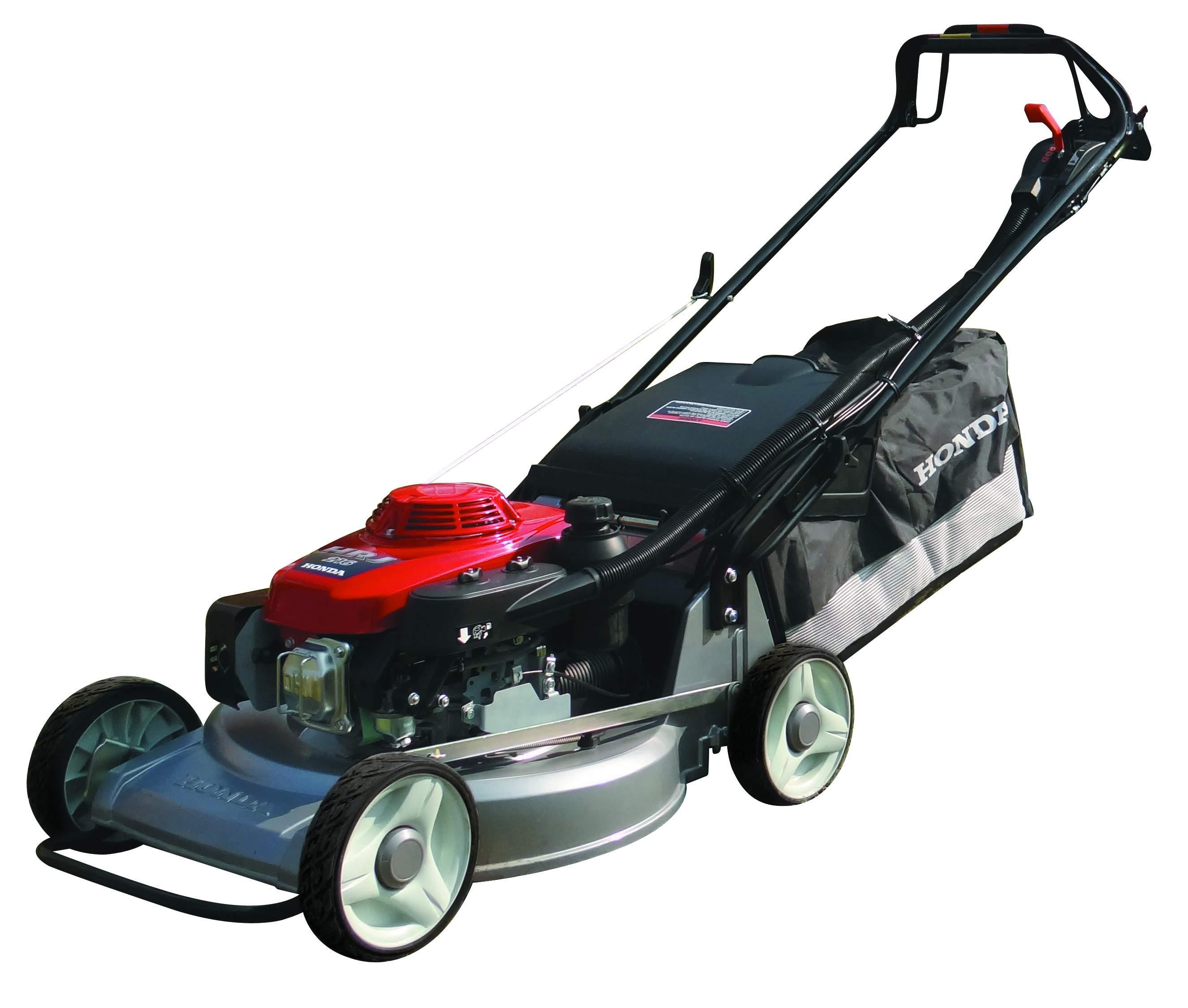 Máy cắt cỏ đẩy tay tự hành Honda HRJ216K3 TWNH