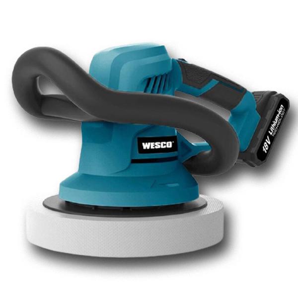 Máy đáng bóng dùng Pin 18V Wesco WS2967