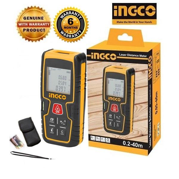 Máy đo khoảng cách tia laser Ingco HLDD0401