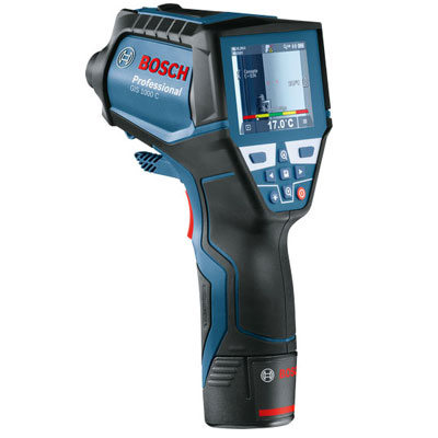 Máy đo nhiệt độ và độ ẩm Bosch GIS 1000 C