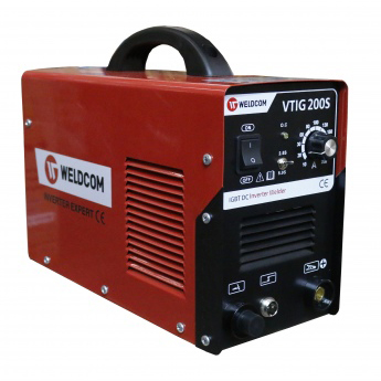 Máy hàn TIG dùng điện Weldcom VTIG 200S