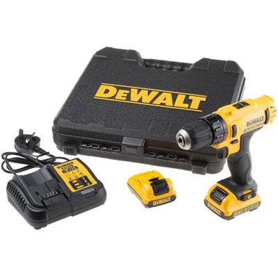 Máy khoan vặn vít dùng pin Dewalt DCD710D2