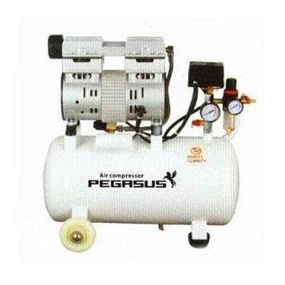Máy nén khí không dầu, giảm âm Pegasus TM-OF750-35L (1HP)