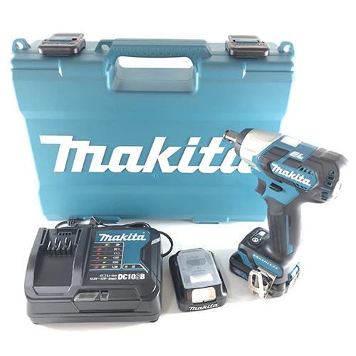 Máy siết bu lông dùng pin 12Vmax Makita TW161DSAE
