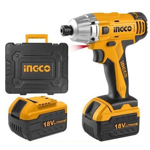 Máy siết vít dùng pin INGCO CIDLI228181 (18V)