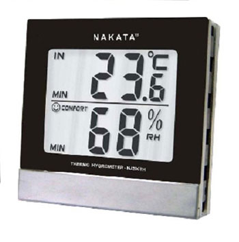 Nhiệt ẩm kế điện tử Nakata NJ-2099TH