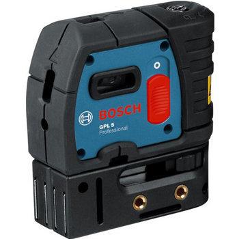 Thiết bị định vị Laser 5 điểm Bosch GPL 5