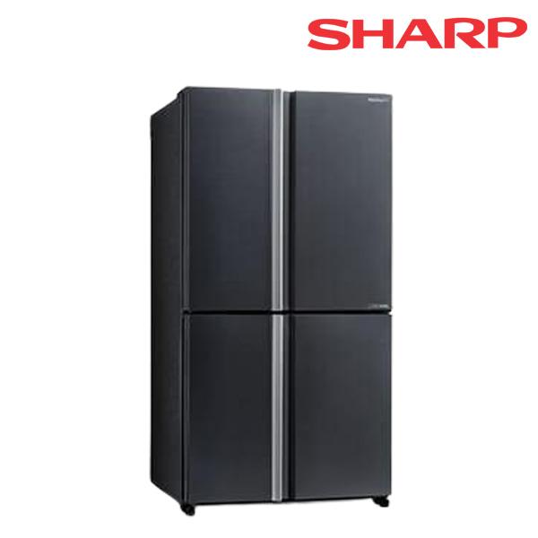 Tủ lạnh 4 cửa Sharp Inverter 525 lít SJ-FX600V-SL