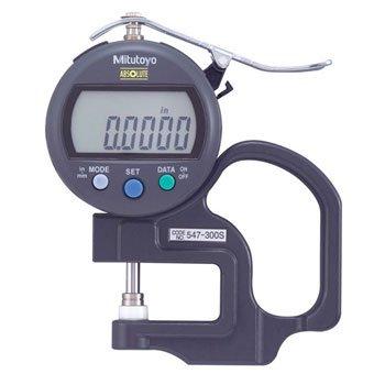 10mm Đồng hồ đo độ dày điện tử Mitutoyo 547-300S