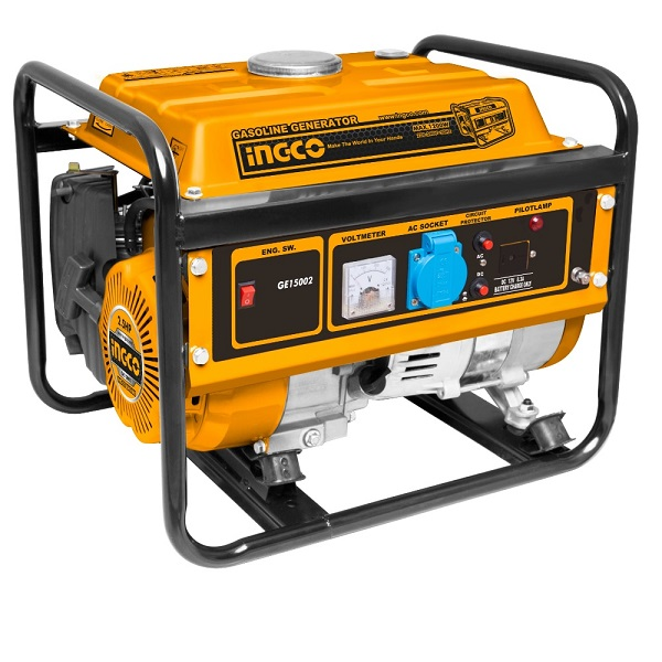 1200W Máy phát điện dùng xăng Ingco GE15002
