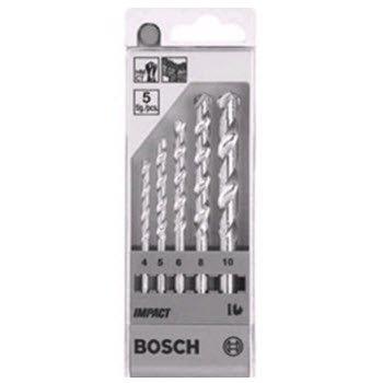 Bộ Mũi Khoan Tường Bosch 5 Cây 2608590090