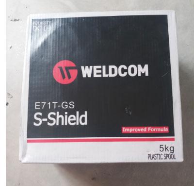 Dây hàn Mig lõi thuốc E71T-GS hộp 5kg