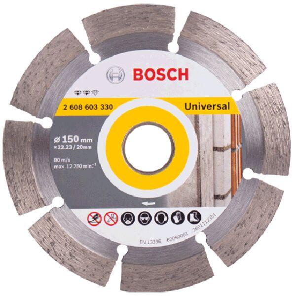Đĩa cắt kim cương 150mm Bosch 2608603330