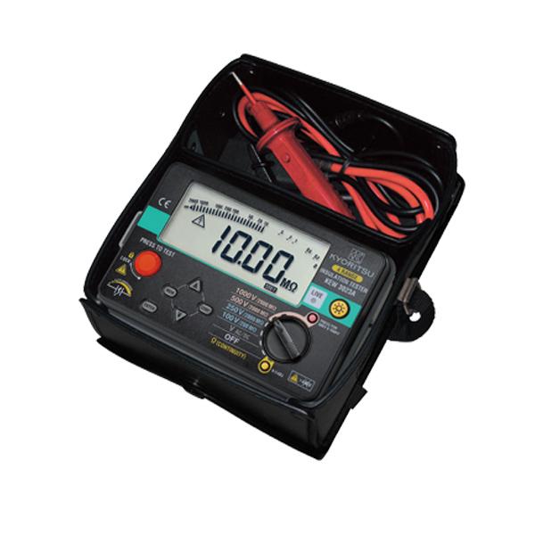 Đồng hồ đo điện trở cách điện Kyoritsu 3022A