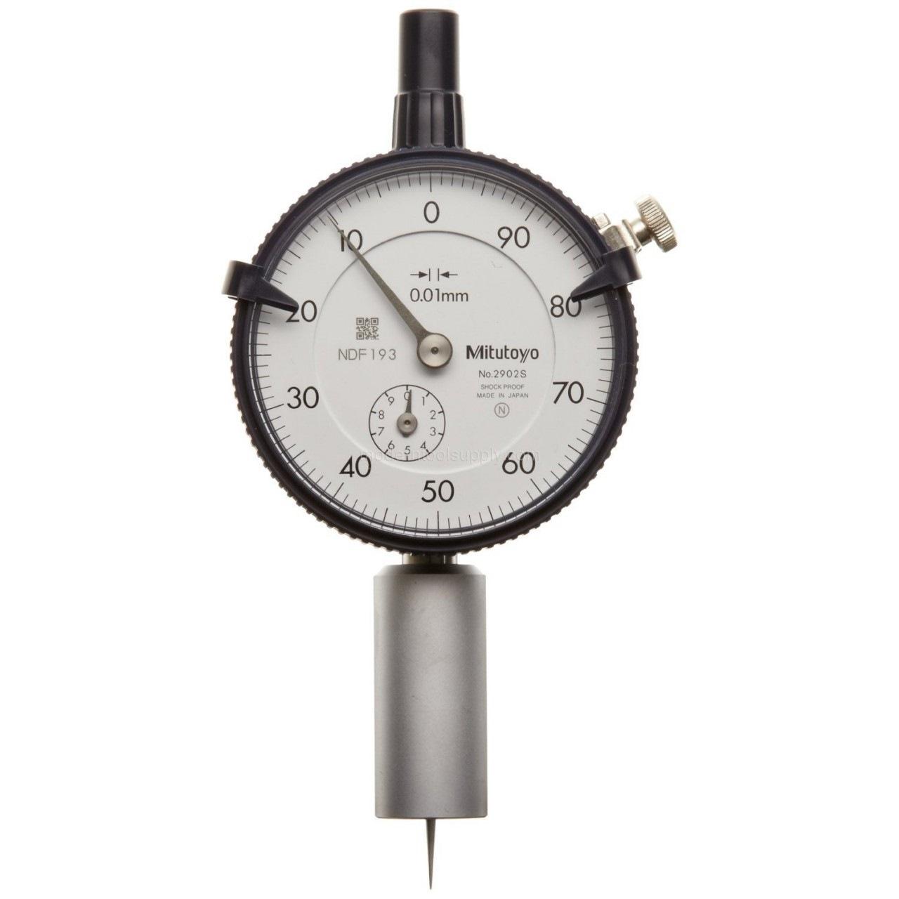 Đồng hồ đo sâu cơ Mitutoyo 7222 (0-10mm/0.01mm)