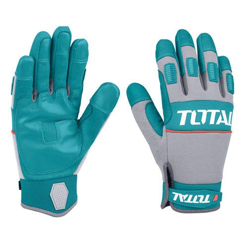 Găng tay bảo hộ cơ khí Total TSP1806-XL