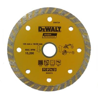 Lưỡi cắt gạch Dewalt DW4724