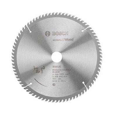 Lưỡi cắt gỗ 80 răng Bosch 2608643003 254 x 30 x 80T