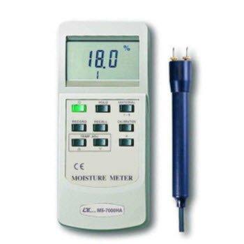 Máy đo độ ẩm gỗ, đất Lutron MS-7000HA