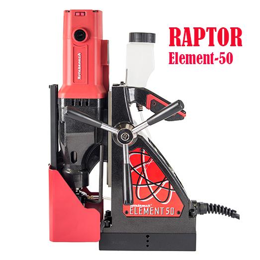 Máy khoan từ Raptor Element 50