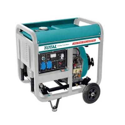Máy phát điện động cơ dầu Total TP450001  5.0KVA