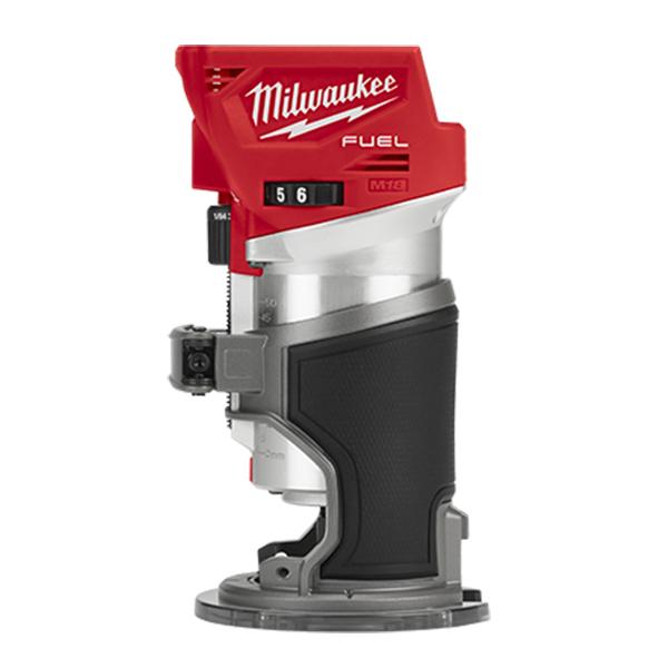 Máy phay dùng pin 18V 1/4' Milwaukee M18 FTR