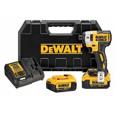 Máy vặn vít dùng pin Dewalt DCF886P2