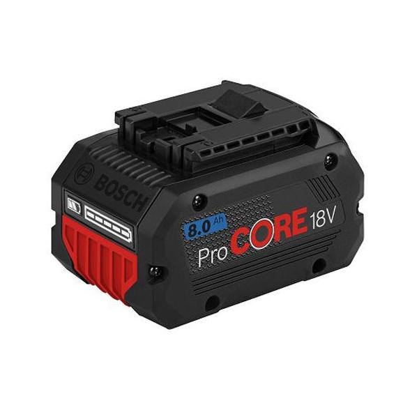 Pin 18V 8.0Ah Bosch PROCORE - 1600A0193N