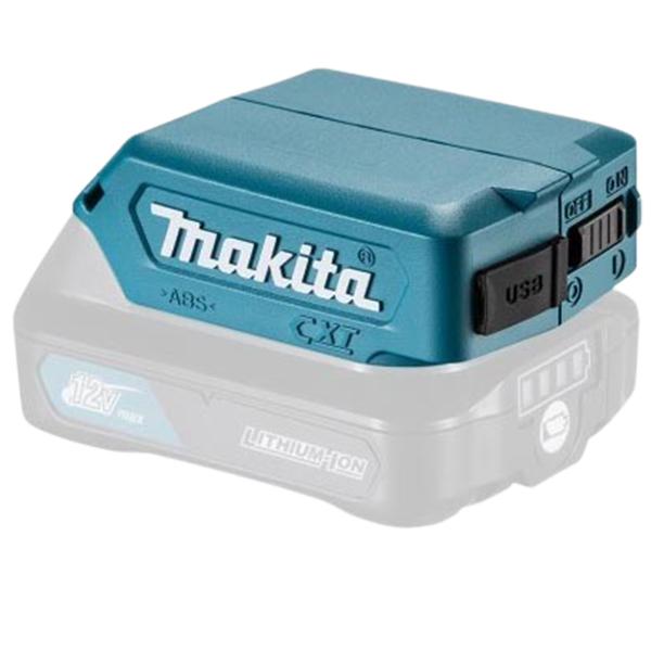 Sạc điện thoại từ Pin 12v Makita ADP08