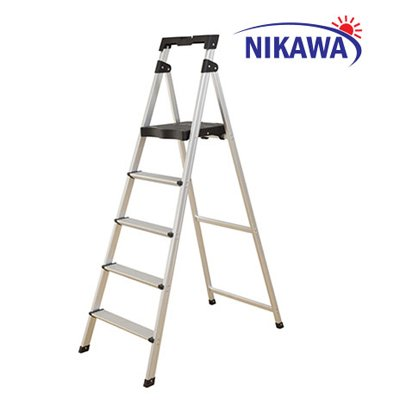Thang nhôm ghế 5 bậc Nikawa NKP-05