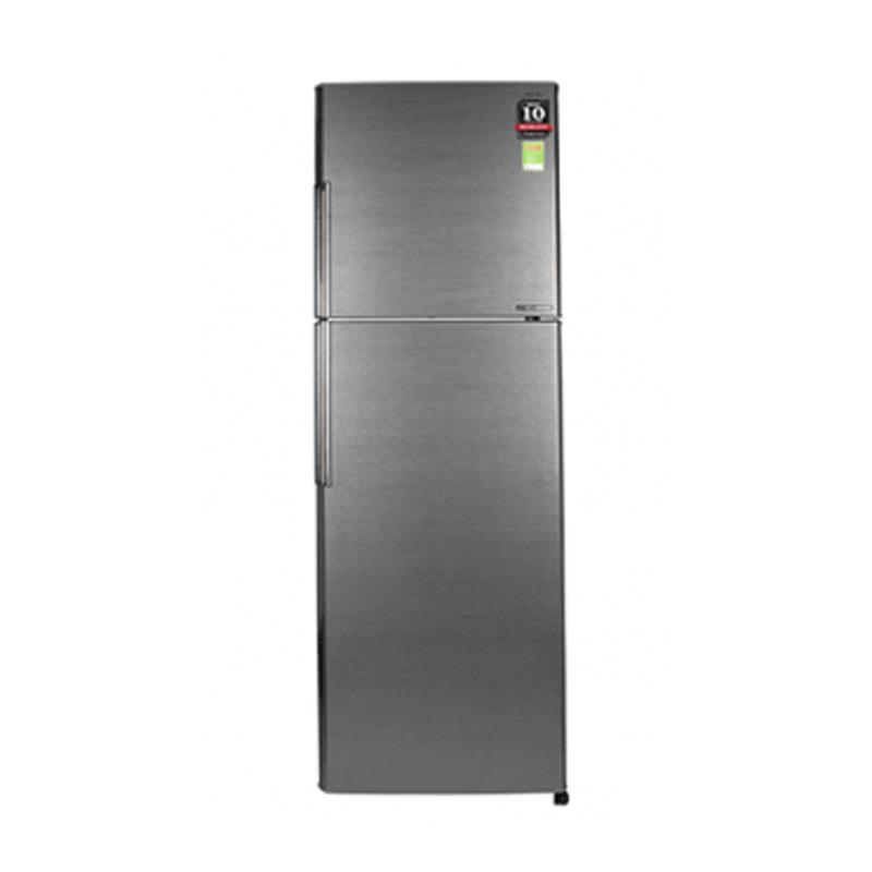 Tủ Lạnh Sharp Inverter 340 Lít SJ-X346E-DS