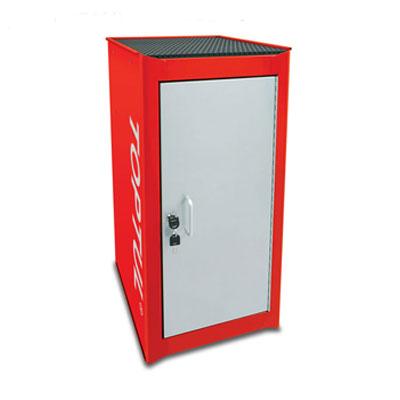 Tủ phụ ghép bên cạnh tủ 7 ngăn màu đỏ TBAG0102