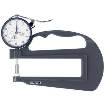 0-10mm Đồng hồ đo độ dày Mitutoyo 7321