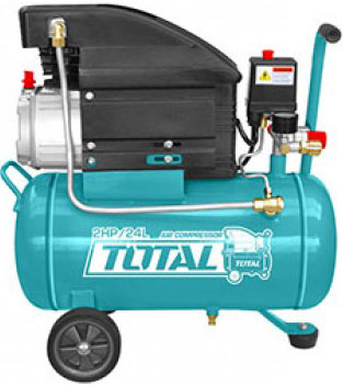 2.0HP Máy nén khí dung tích 24 lít Total TC120246T