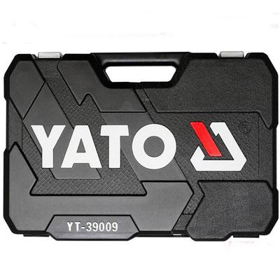 Bộ dụng cụ sửa chữa tách điện tổng hợp 1.000V Yato YT-39009 (68 chi tiết)