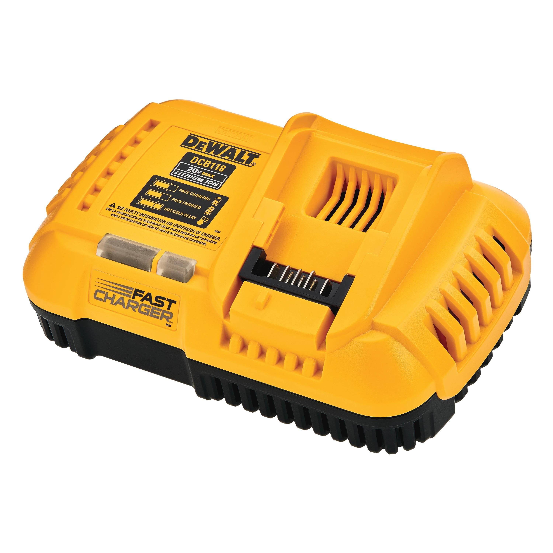 Bộ sạc pin 10.8-18V Dewalt DCB118-GB