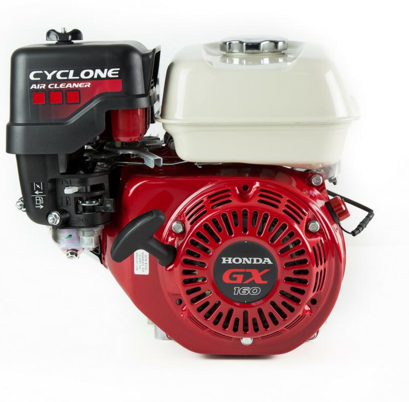 Động cơ dùng xăng GX160T2 QC2