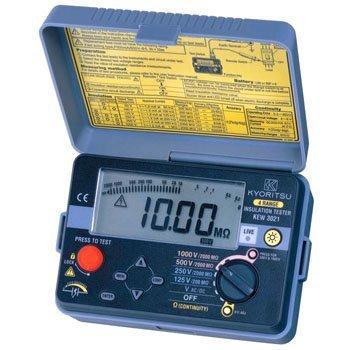 Đồng hồ đo điện trở cách điện Kyoritsu K3021