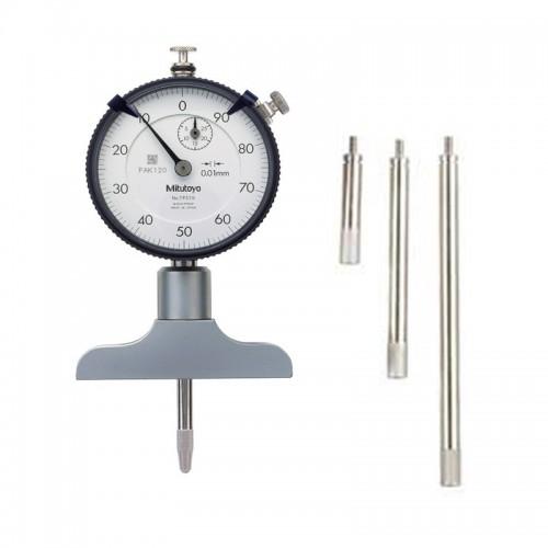Đồng hồ đo độ sâu Mitutoyo 7213